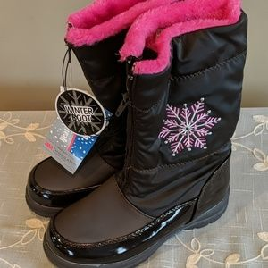3M Insulate Girls Winter Boots